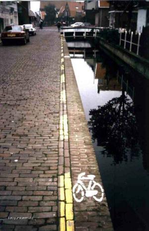 stezka pro hubene cyklisty
