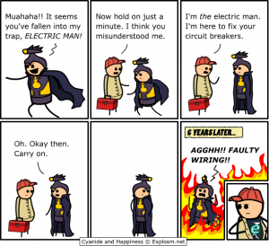 electricman