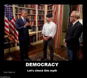 democracy myth