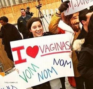 X I love Vaginas
