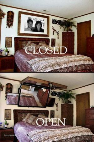 Freaky Bed
