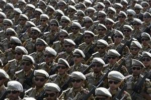 Parade in Iran to Celebrate Another Anniversary of IranIraq War2
