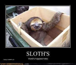 demotivationalsloth
