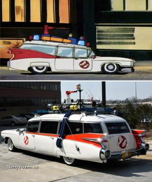 Real Cars Inspired By Cartoons3
