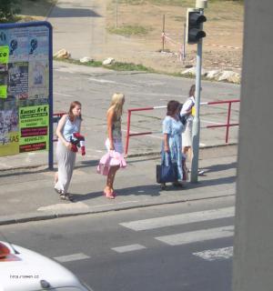 Vyhled z okna Roumen3