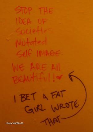 Toilet Graffiti 9fatgirl