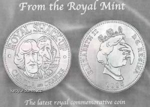 New UK coin