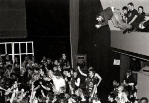 Extreme Crowd Surfing