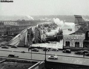 Major Boat Fail