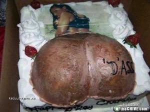 Cake ass