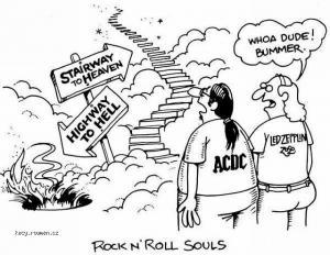 X Rock n Rolls souls