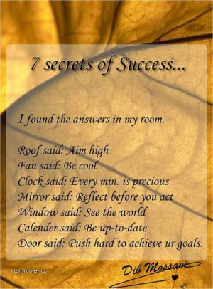 X 7 secrets