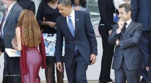 Obama a hezka zadnice