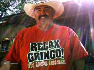 Relax Gringo Shirt