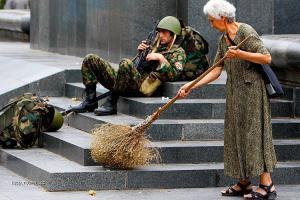 Jizni Osetsko Ja s vama zametu