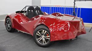 New Skoda Roadster