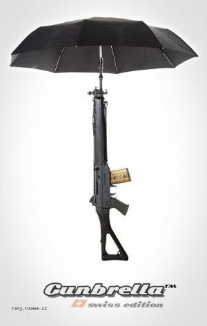 Gunbrella Swiss Edition