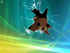 pedobear breaking in