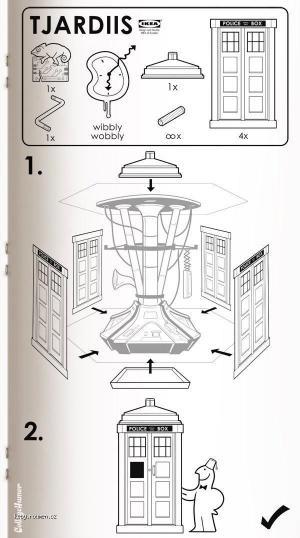 SciFi Ikea Manuals4
