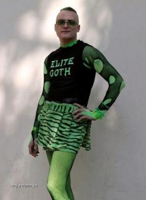 Elite goth