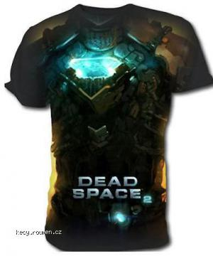dead space armourtshirt