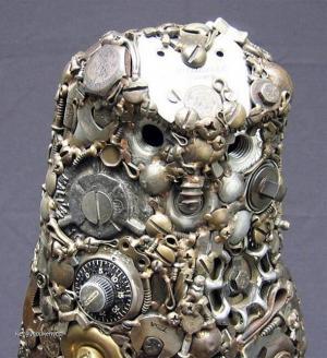 Metal Junk to Artistic Sculptures1