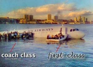 In america pilots are superior