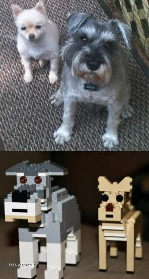 Real  Lego