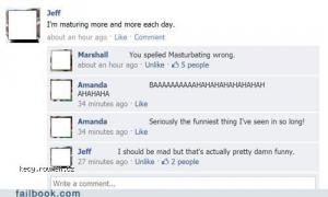 funnyfacebookfailsmaturation