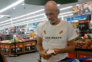 Leg Rests