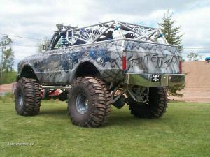 Pimped Spider Truck5