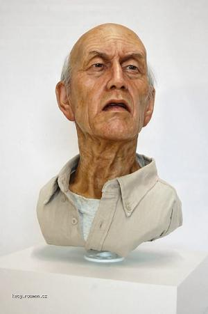 Hyperrealistic Sculpture2