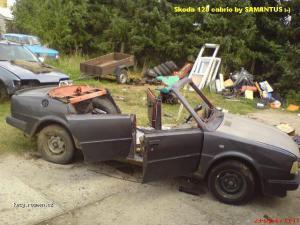 skoda 120 cabrio