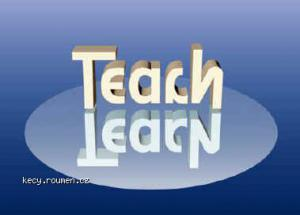teach vs learn