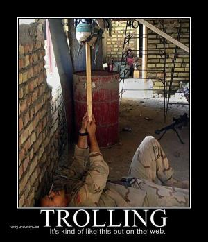 trolling explained