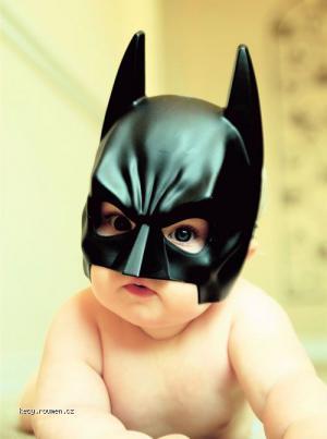 batman zacatek