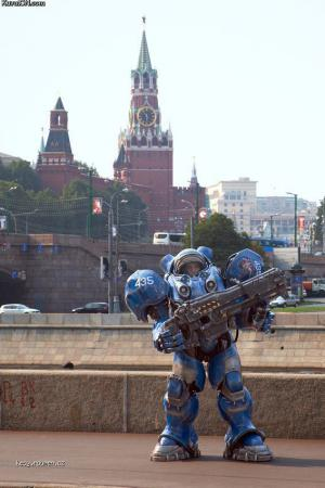 russian space armour