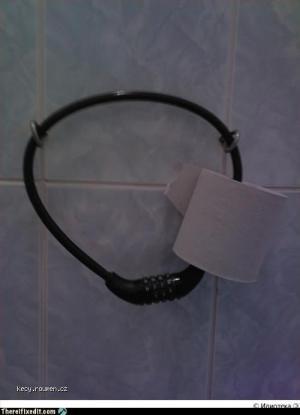 privat toilet paper