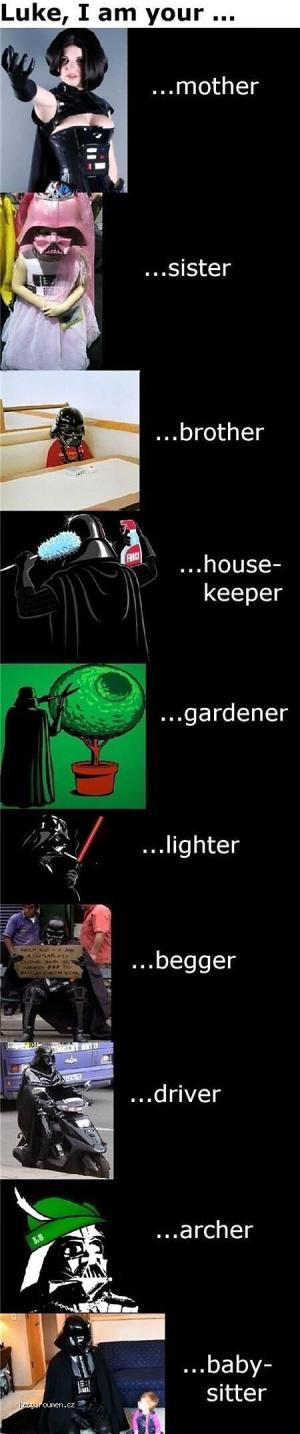 Luke i am your