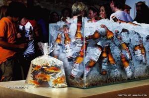 jak chladit pivo