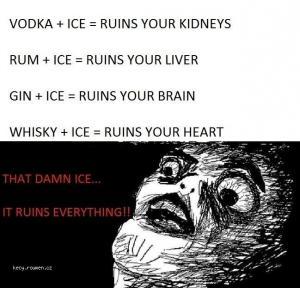 that damn ice