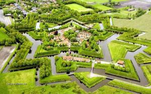 X Picture Of The Day  Bourtange  Village In Netherlands
