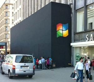 Windows comercial