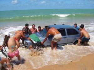 automycka v mori
