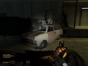 Trabant v HL2