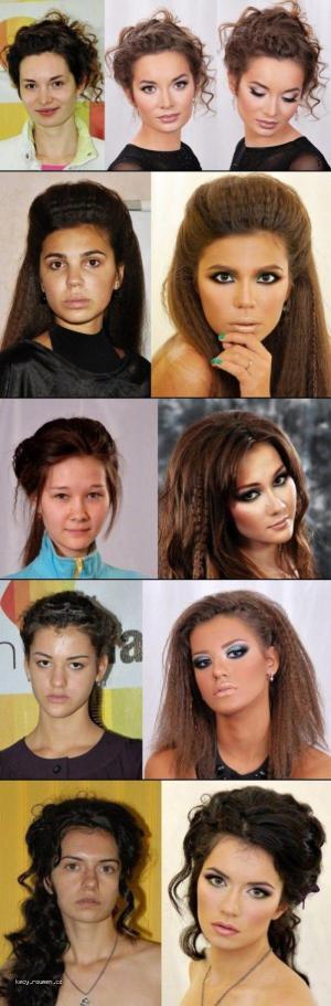 More Makeup Miracles