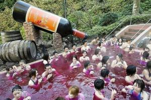 Cool Winebath