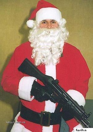 machine Santa