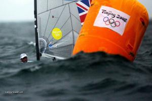 Navrat na olympiadu zavodnik bez lode