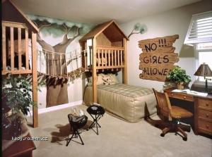 Bed Room for Kids1